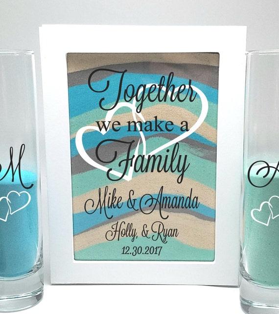 Today I Marry My Best Friend Rustic Barn Wood Wedding Sand Ceremony Frame Set ON SALE! Sand Shadow Box Frame Unity Set