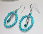 Blue Turquoise Wire Wrapp...