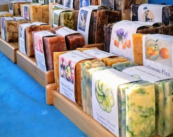 Handmade Soap with Shea Butter