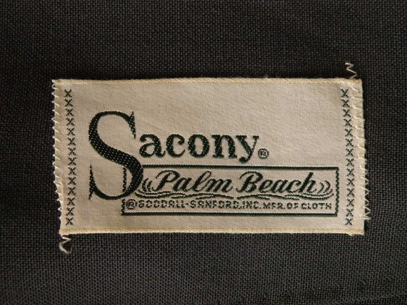 1940s Sacony of Palm Beach Suit - image 5