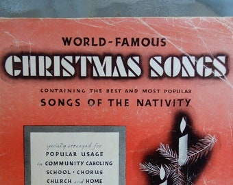 1929 world famous christmas songs the best and popular songs of the nativity - Most Popular Christmas Songs