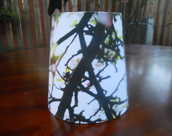 Lamp Shade Sconce Shade Forest Scene