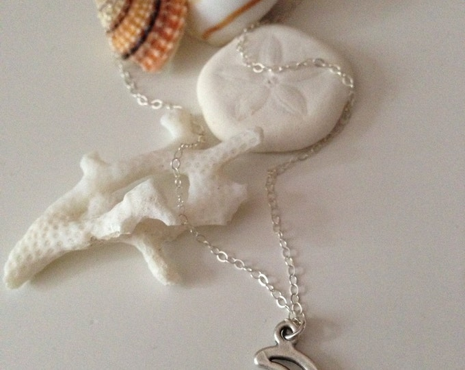 Petite Silver Moon Bohemian Celestial Layering Necklace Moonchild Wanderlust