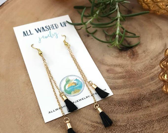 New! // Tassel Earrings