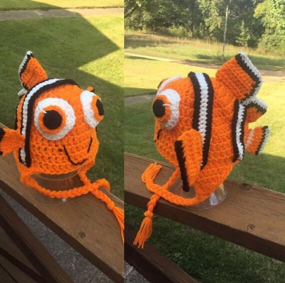 005e26c7f358e Clownfish Nemo inspired Hat