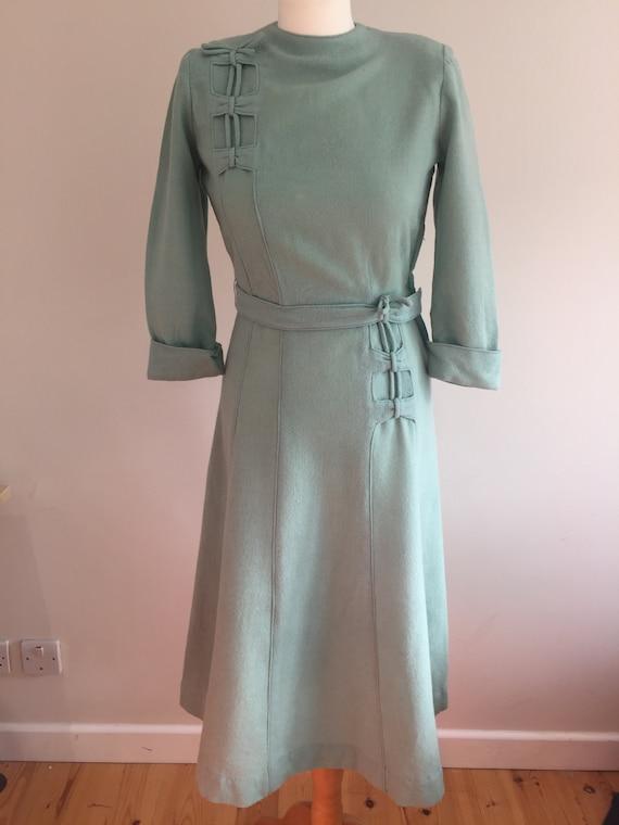 Original 1930's Dress  - Xs