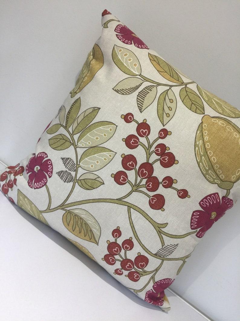 Square Cushion/pillow cover  Prestigious Banbury image 0