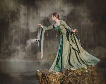 Lady of the Lake fantasy medieval dress edad4299a90f