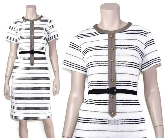 60s 70s mod black white \u0026 brown twiggy