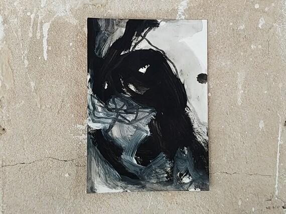 Abstrakte Malerei Moderne Acrylmalerei Moderne Kunst Etsy