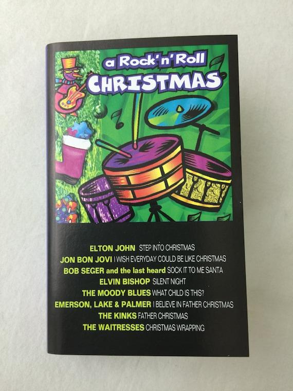 Ein Rock \' n Roll-Weihnachten verschiedene Künstler | Etsy