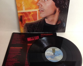 Jackson Browne Hold Out Vintage Vinyl Record Album lp 1980 Asylum Records 5E 511