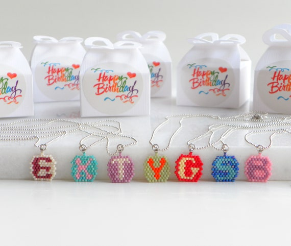 Personalized Girls Party Favors Birthday