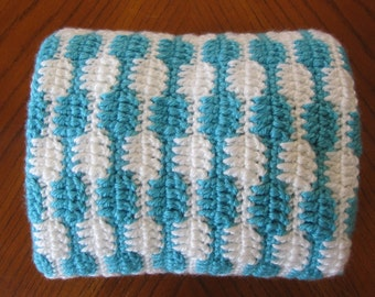 Crochet Baby Blanket, Crochet Throw, Baby Boy Blanket, Crochet Baby Afghan, Baby Gift, Lap Afghan, Lap Blanket, Crochet Afghan, Baby Shower