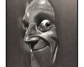 Igor Young Frankenstein wall art print 11x14 Marty Feldman - Free shipping to US