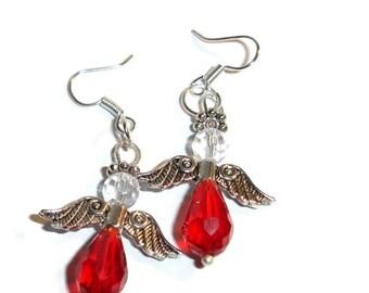 SALE *** SALE *** Angel Earrings