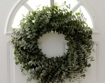 Eucalyptus Wreath - 16""