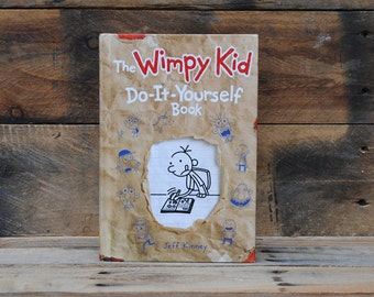 Hollow book safe diary of a wimpy kid dog days book 4 hollow book safe the wimpy kid do it yourself book solutioingenieria Images
