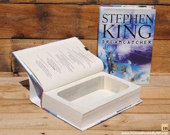 Hollow Book Safe - Stephen King - Dreamcatcher - Hollow Secret Book