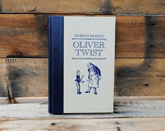 Hollow Book Safe - Oliver Twist - Hollow Secret Book