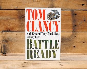 Hollow Book Safe - Tom Clancy - Battle Ready - Hollow Secret Book