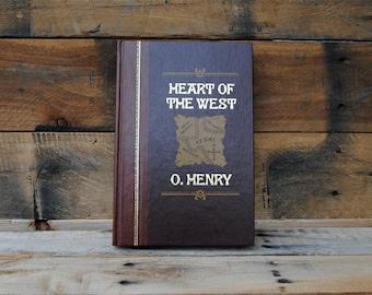 Hollow Book Safe - Heart of the West - Hollow Secret Book