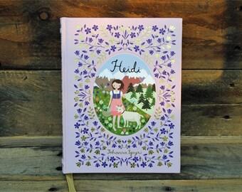 Book Safe - Heidi - Leather Bound Hollow Book Safe