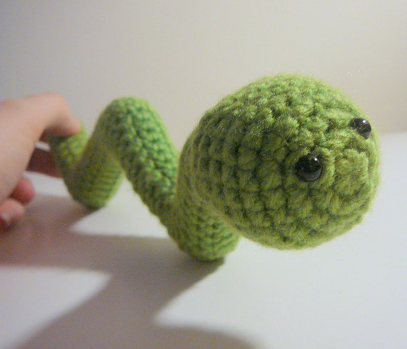 The PERFECT Crochet Worm Pattern! With FREE Pattern ... | 490x570