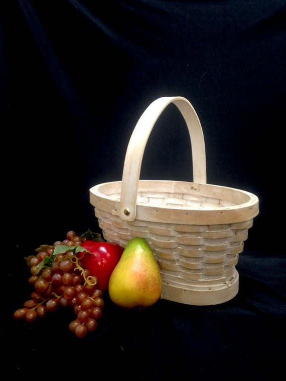 small oval willow basket for gift giving storage.htm white washed wicker basket garden basket white wedding etsy  white washed wicker basket garden