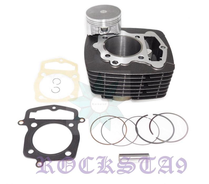 1b62992c84288f Honda CRF230F CRF Piston Cylinder Top End Rebuild Kit 223 cc