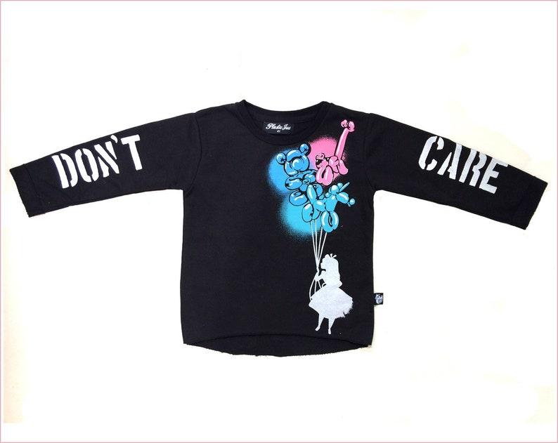 9e6c7d4f9 Organic black shirt 90's shirt Toddler shirt | Etsy