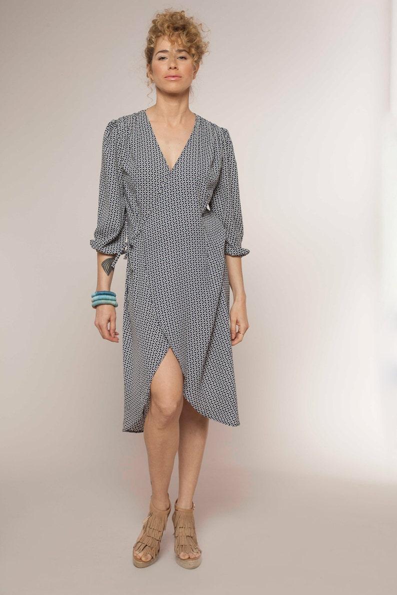 9e5cf2709 Bohemian Dress Boho Chic Dress Womens Clothing Casual