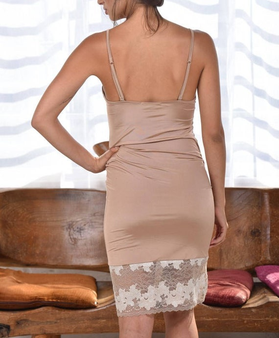 Dress and For Dress Gift Chemise Top Loungewear 4036 Cami Chemise Womens Top Gift Beige Lingerie Her Lace Lingerie Dress Women SALE Beige wZq0Hn
