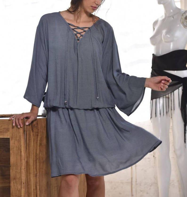 Plus Size Dress, Wholesale Clothing, Set Of 3, Mini Dress, Flowy Dress,  Skirt Dress, Black Mini Dress, Long Sleeves Dresses, Womans Gift
