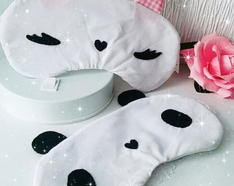Cute sleeping masks *Panda & Bunny*