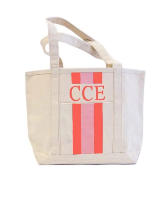Hand-Painted Custom Tote Bag
