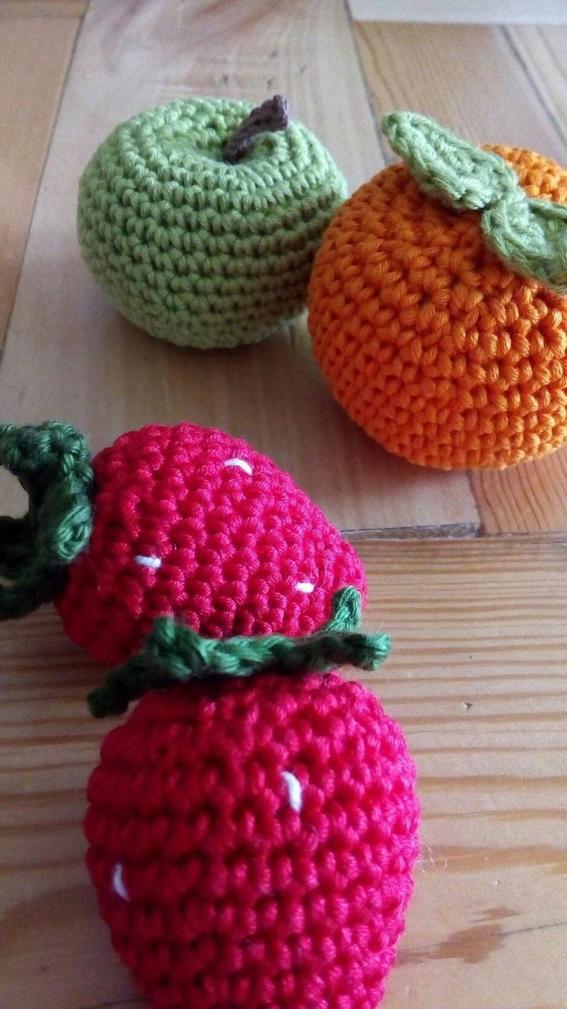 Farmers Market Veggies - Crochet Pattern • Green Fox Farms Designs | 1412x794