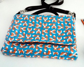 Foxes Wipe clean Satchel
