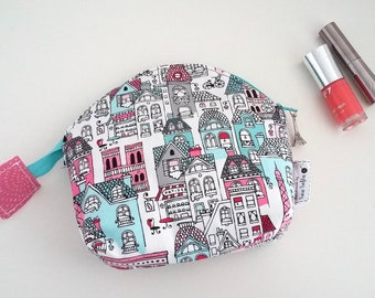 Mon Amie padded make up bag