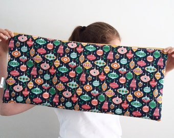 Zipped Storage Bag for quilted Advent Calendars