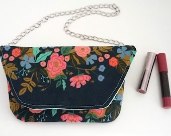 SAMPLE Garden Vines clutch bag