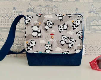 Panda Friends mini messenger