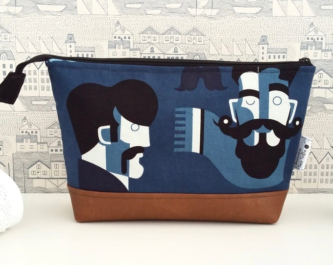 Gentleman's Large Toiletry Bag