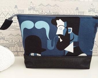 Sherlock Large Toiletry Bag