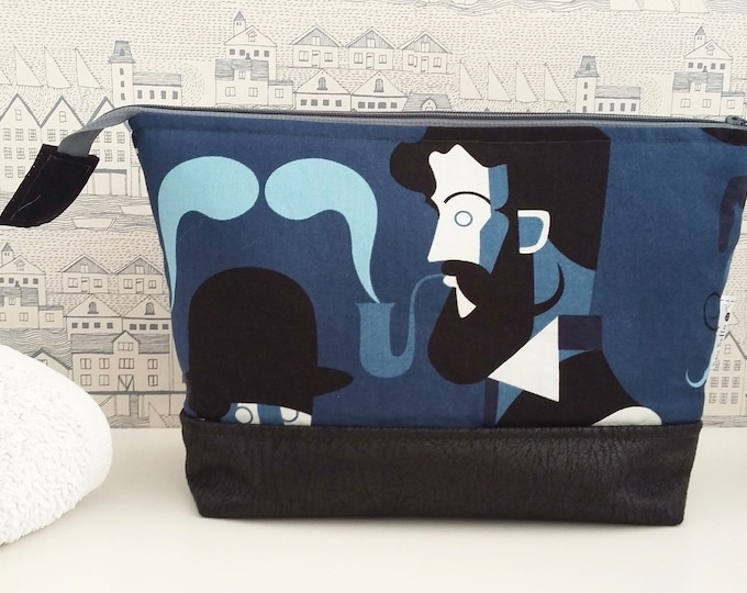 Sherlock Large Toiletry Bag