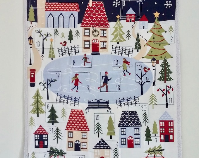 Home for Christmas Advent Calendar