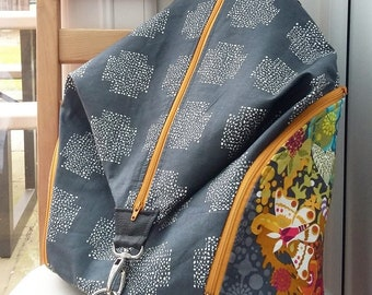 Imprints Large Backpack