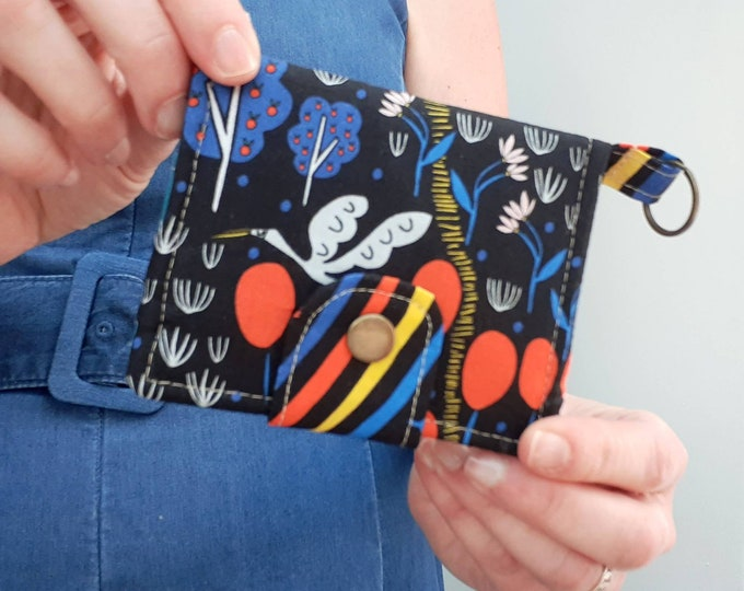Featured listing image: One of a kind - Land of Oz pocket wallet