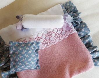 Especial SALE    - Miniature bedspread-