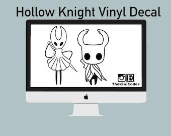 Hollow Knight Vinyl Decal Sticker